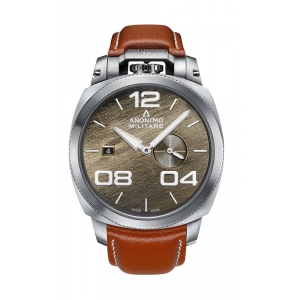 Anonimo Militare Automatic Stainless Steel Case Bronze Colour Scratched Dial Watch product image