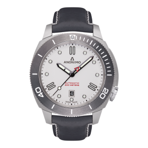 Anonimo Nautilo Automatic Stainless Steel White Dial Watch product image