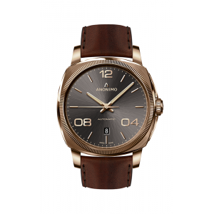 Anonimo Epurato Automatic Bronze Anthracite Sunray Dial Watch product image