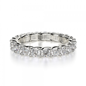 Eternity Band Shared Claw Setting SJ-B1205 product image